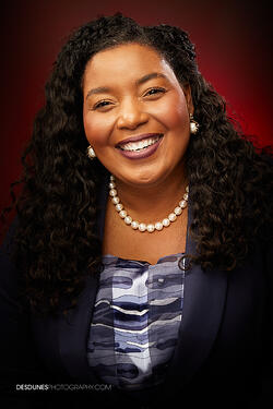 headshot of Dr. Barbara Sharief, owner of South Florida Pediatric Homecare