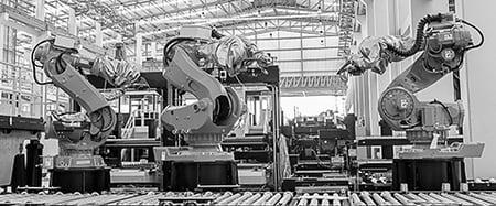Manufacturing warehouse machinery