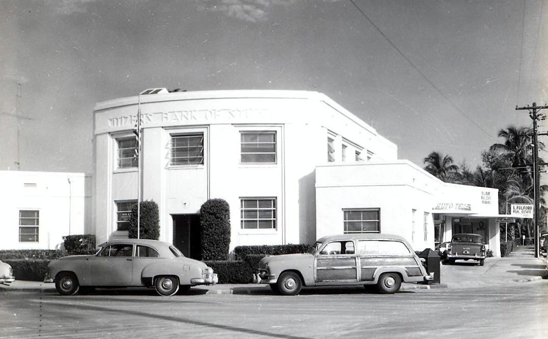 Citizens bank - mid-1950s--Seacoast Luckhardt copy