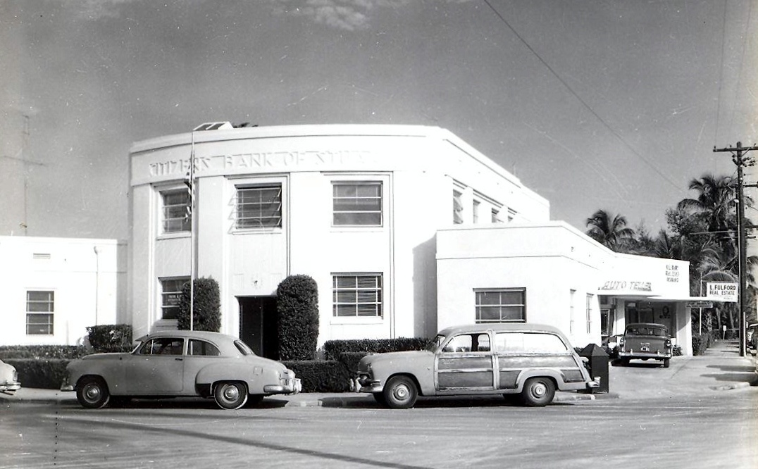 Citizens bank - mid-1950s--Seacoast Luckhardt copy