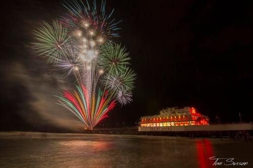 Fireworks-Daytona-Beach