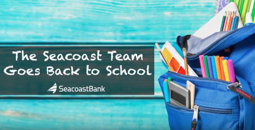 The Seacoast Team Goes Back To School