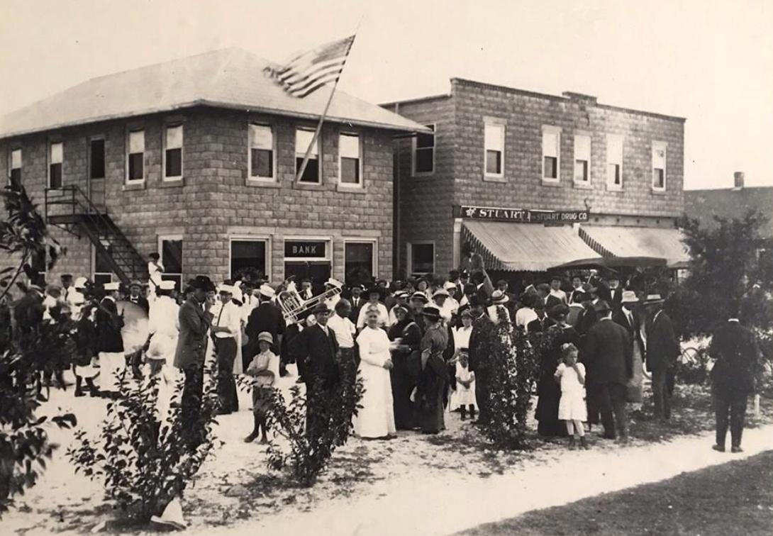 1913 Bank Fereo Seacoast