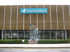 Seacoast bank building