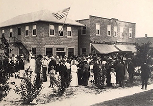foroe building 1913