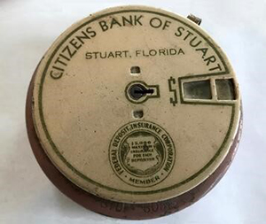citizens bank of stuart savings container