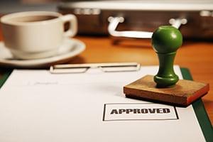 business loan approval letter