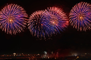 fireworks - creative ways to market your biz for july 4
