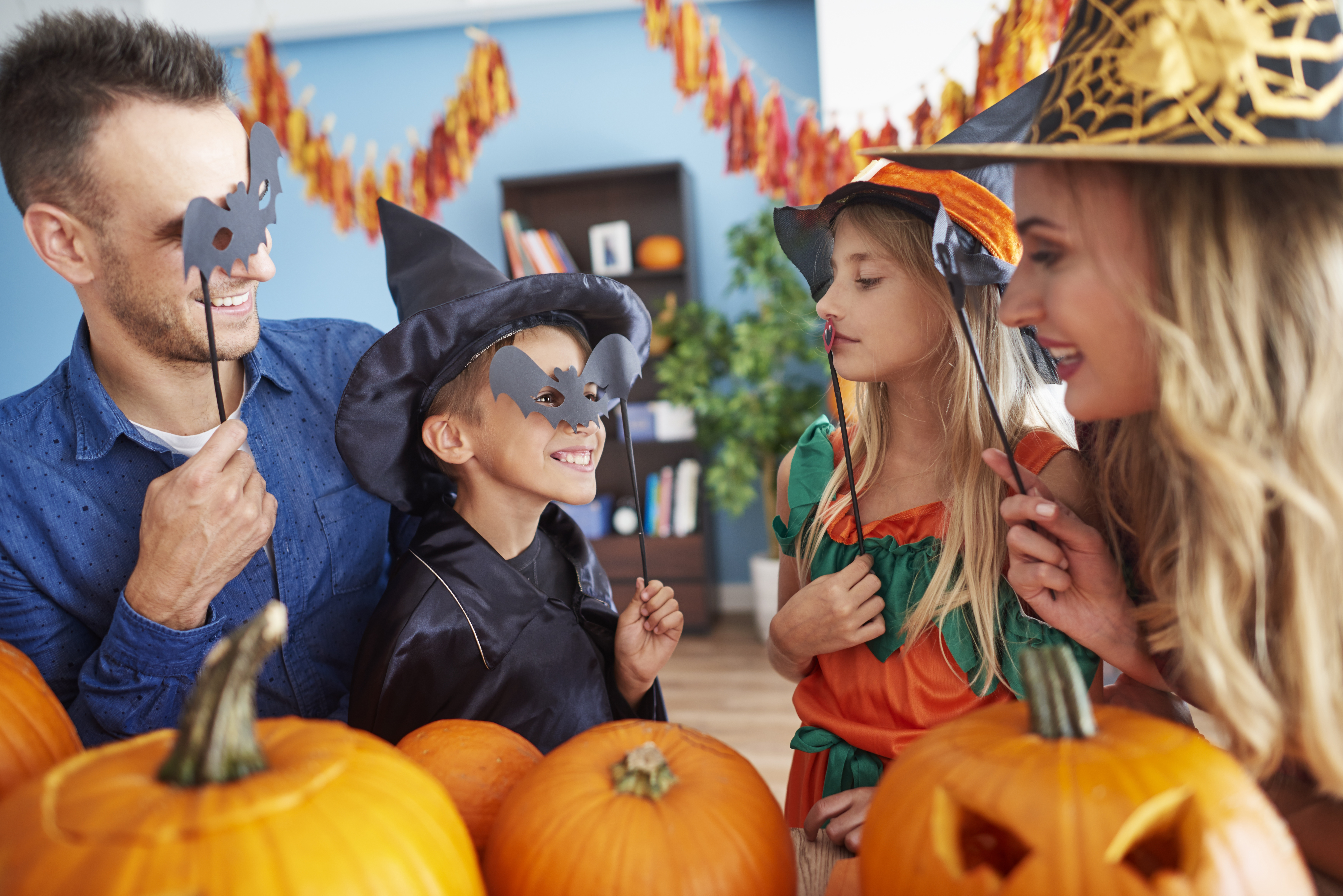 Favorite DIY Tricks and Treats for Halloween