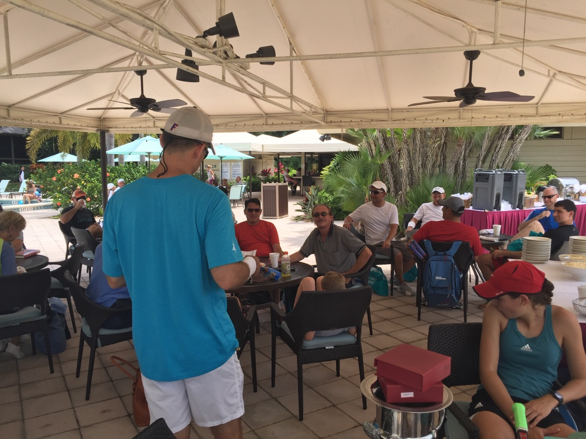 Martin County Bar Association Tennis Tournament - April 30, 2016