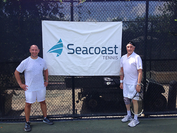 Seacoast Men's Doubles Tournament - Boca Resort and Club - September 2015
