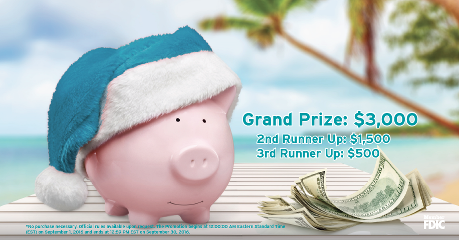The Great Giveaway: It's Never to Early to Kick Off the Holidays